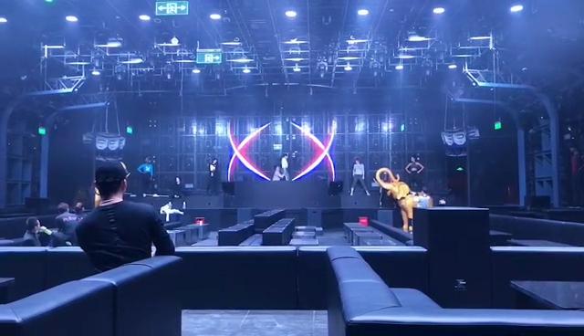 LED stage rental transparent screen