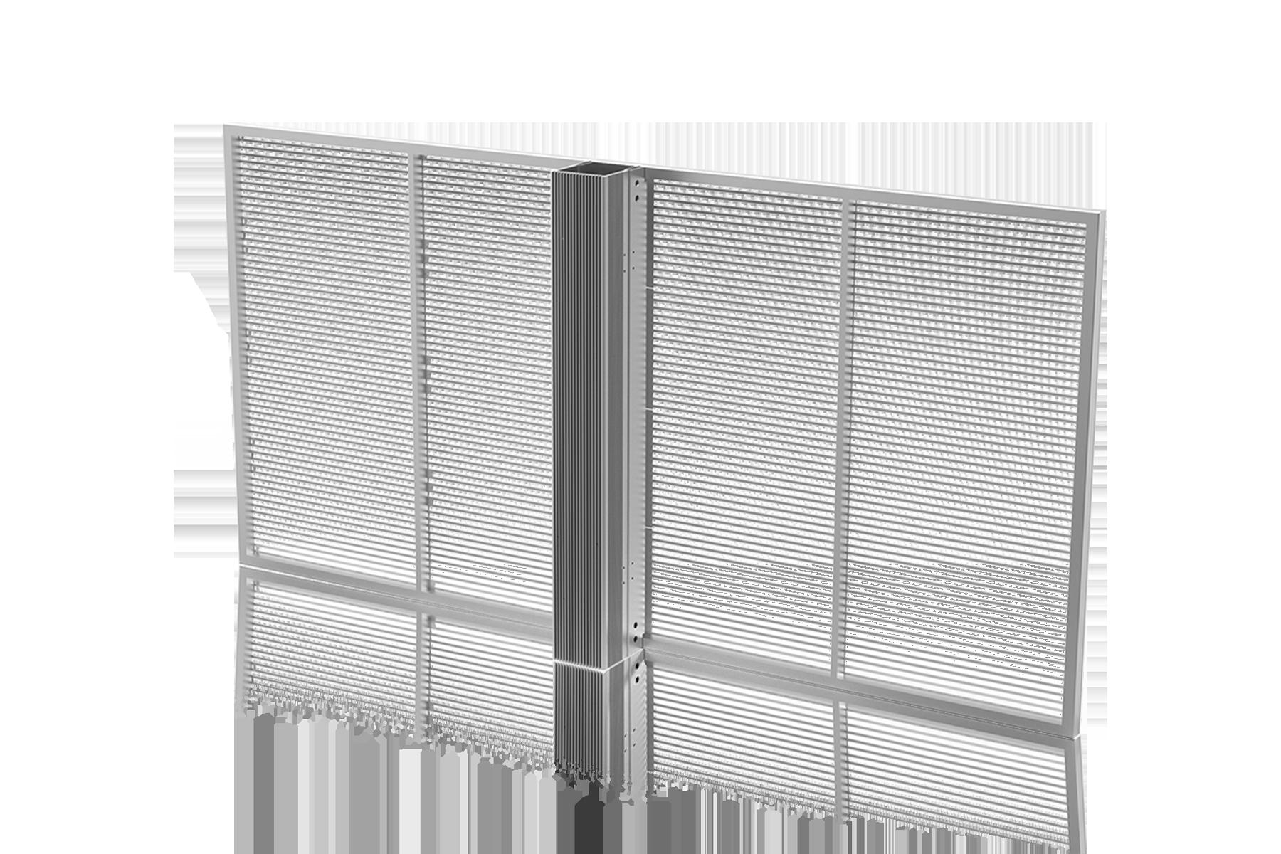 KT-R (Rigid) Transparent LED Display Series,MORE
