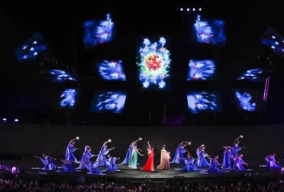 """Hangzhou eight minutes"" to see the evolution of LED display"